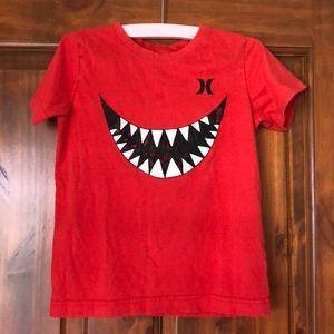 Hurley Boys Shark T-shirt